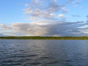 озеро Польто
